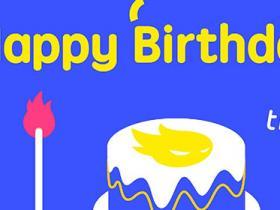 Ourboke联盟一周年生日快乐!