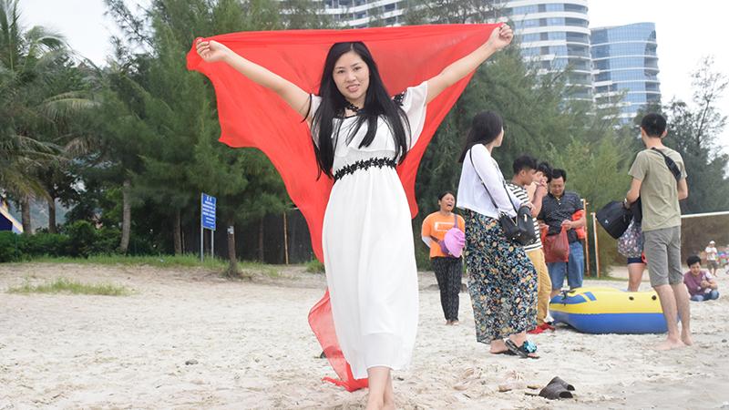二零一八锐天惠州巽寮湾游玩